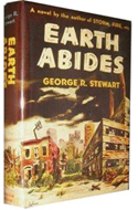 Earth Abides original dust jacket